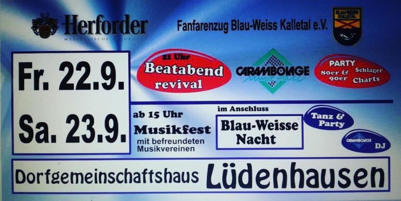 Beatabend & Musikfest