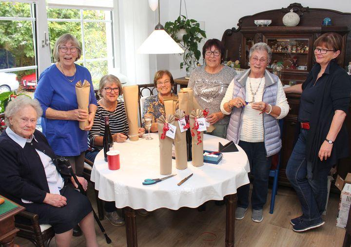 AWO Lüdenhausen geht ungewöhnlichen Weg zur Ehrung seiner Mitglieder