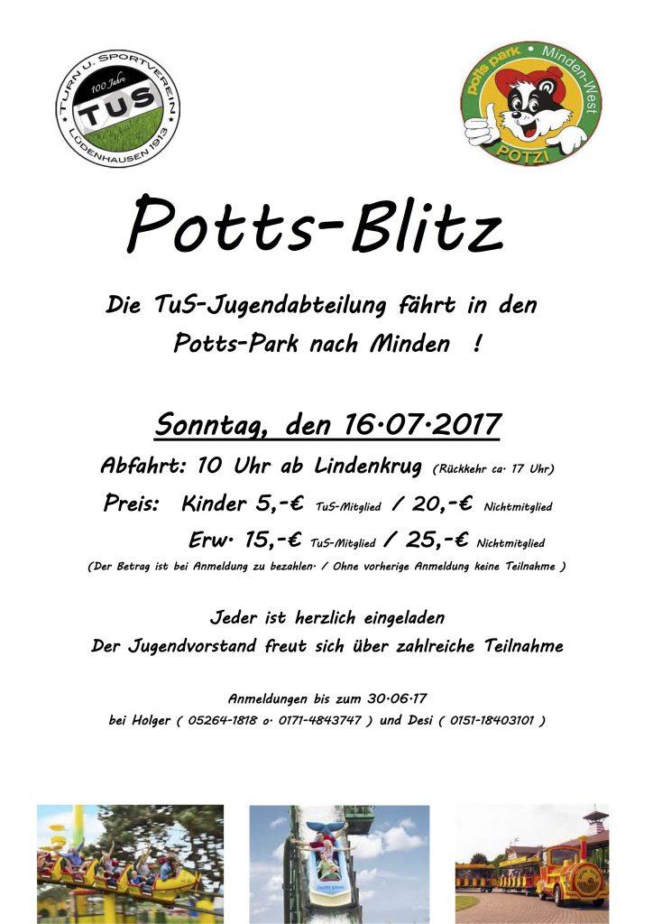 PottsPark Flyer