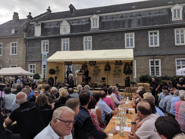 Unser Dorf hat Zukunft 2018 – Bronze und Sonderpreis für Lüdenhausen