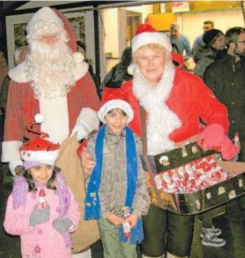Weihnachtmarkt 2018 – Lüdenhauser läuten Advent ein